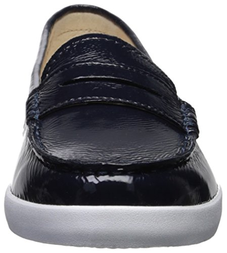 Cole Haan Womens Pinch Weekender Penny Loafer Marine Blue