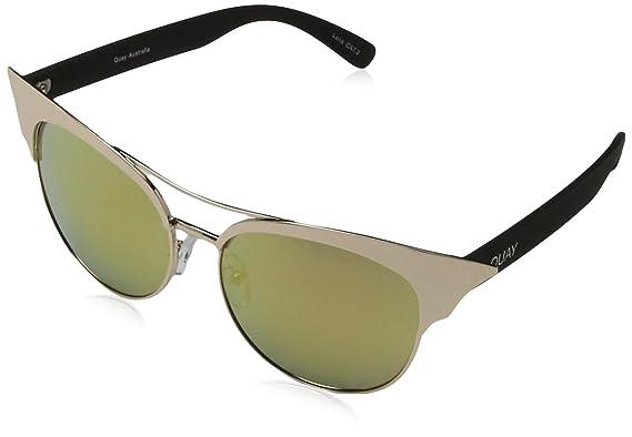 497d6f35a7 Quay Eyewear Unisex Adults  Zig Sunglasses