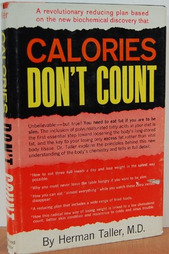 Calories Don'T Count by Herman Taller