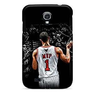 Samsung Galaxy S4 DzG19712yjHz Customized Attractive Derrick Rose Pictures Bumper Hard Cell-phone Cases -KellyLast