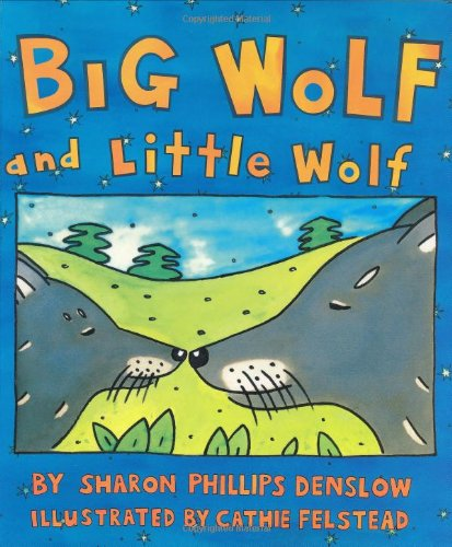 Image result for big wolf little wolf