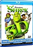 Shrek 3D: The Complete Collection