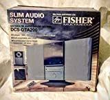 fisher stereo - Fisher Slim Audio System