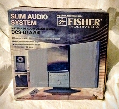 - Fisher Slim Audio System