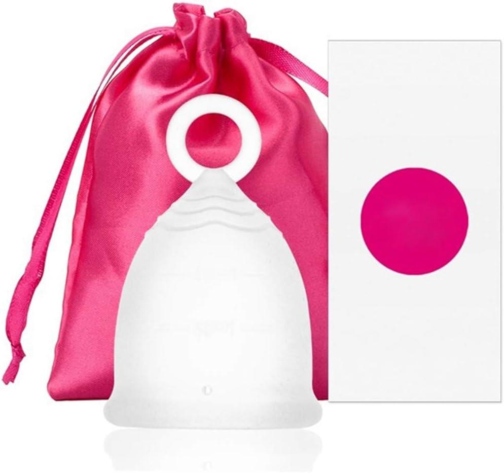 Copa Menstrual Suave - Copa Menstrual Reutilizable, Segura Y ...