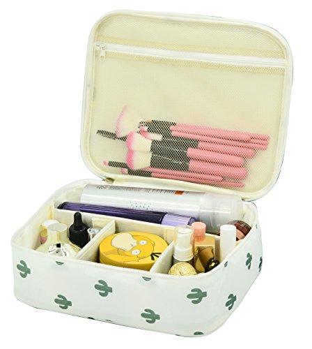 Portable Travel Makeup Cosmetic Bags Travel Kit Organizer Multi-function Case for Women Girls