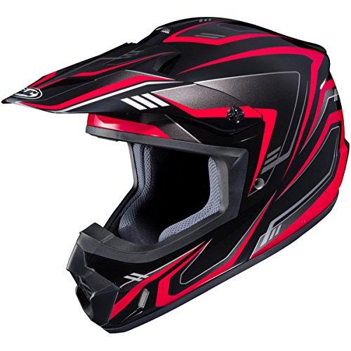 HJC Edge CS-MX 2 Men's Off-Road Motorcycle Helmet - MC-1 Medium - Edge Motorcycle Helmet