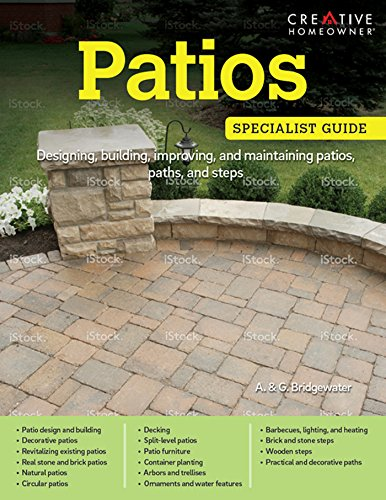 Cheap  Patios: Designing, building, improving and maintaining patios, paths and steps