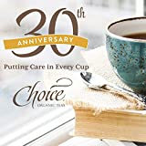 Choice Organic Teas Black Tea, 16 Tea Bags, Classic