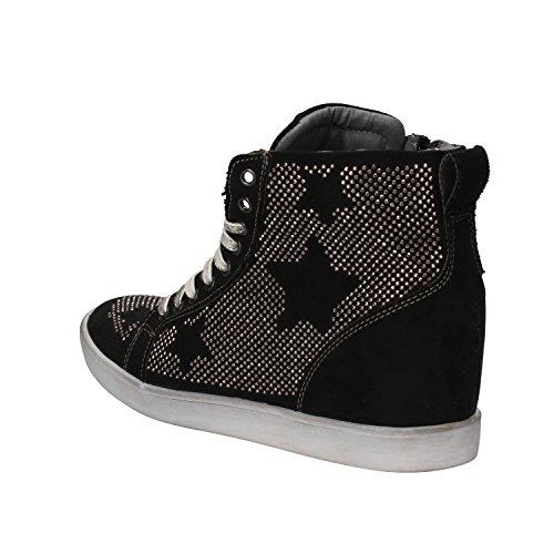 Keys , Damen Sneaker schwarz schwarz ...