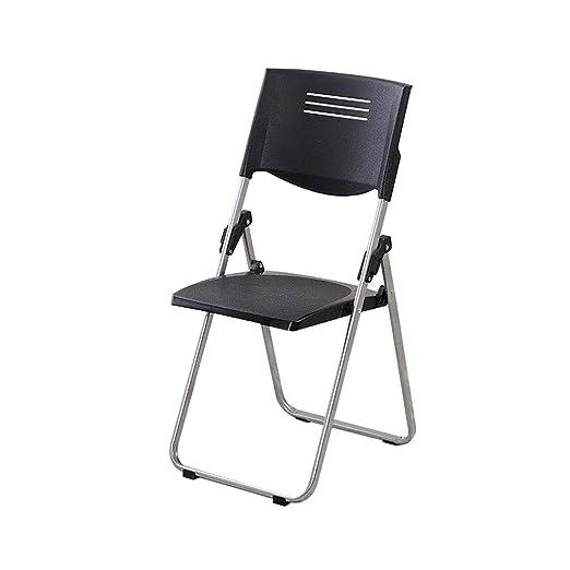 silla plegable para Oficina Silla de Escritorio Silla de ...