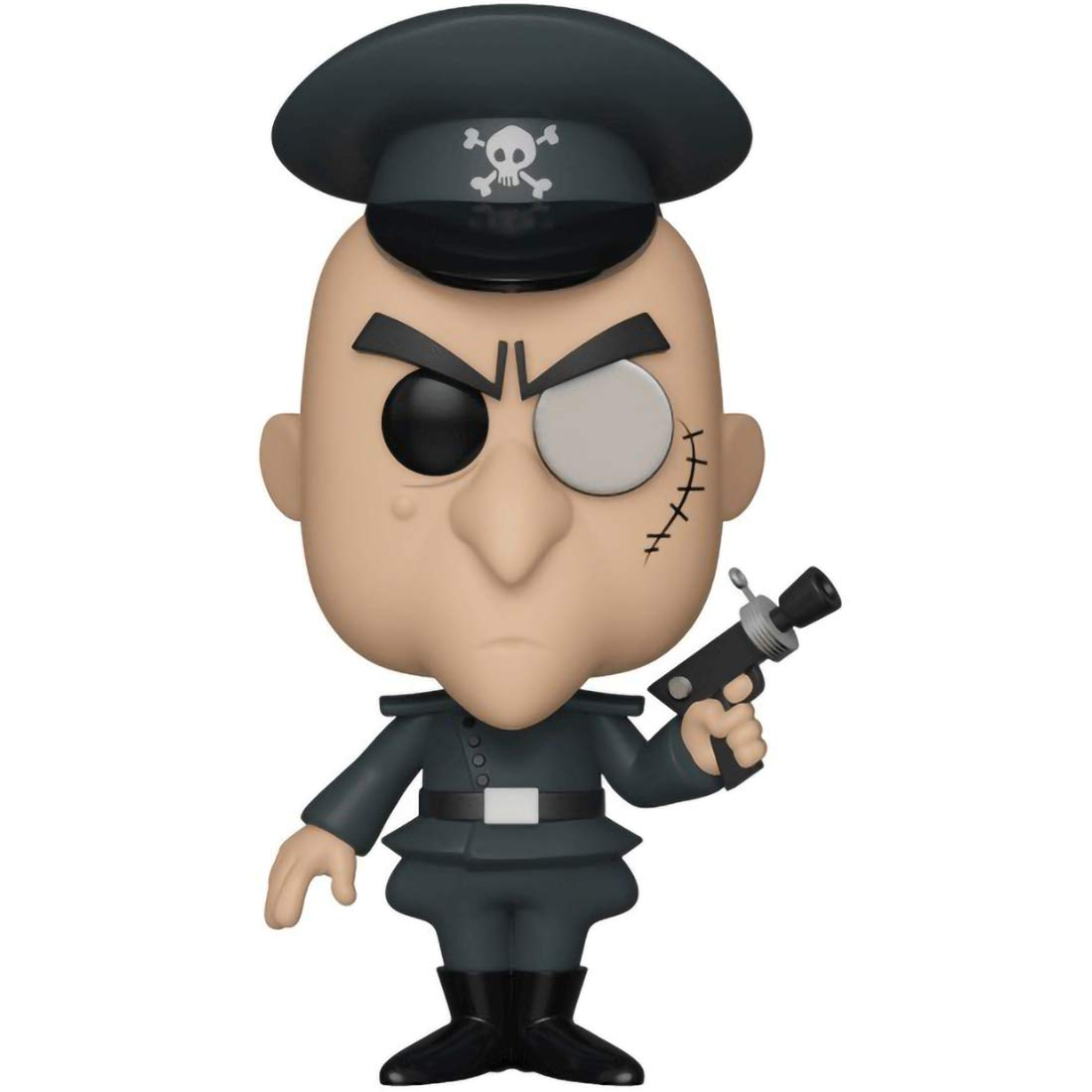 Funko Fearless Leader: Rocky /& Bullwinkle x POP Animation Vinyl Figure /& 1 PET Plastic Graphical Protector Bundle #451 // 33465 - B BCC94YG8