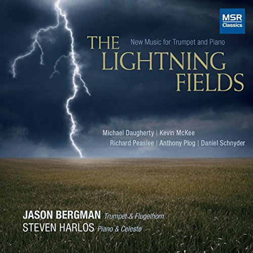 Lightning Fields Music Trumpet Piano