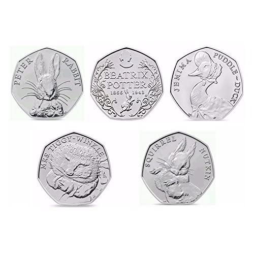 50 Pence Coins Amazon