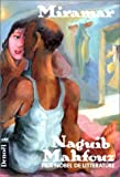 Front cover for the book Miramar by Naguib Mahfouz