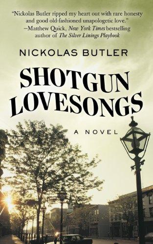 Shotgun Lovesongs (Thorndike Press Large Print Basic Series)