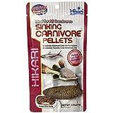 Hikari Sinking Carnivore Pellets for Pets, 2.61-Ounce 2 pack by HIKARI