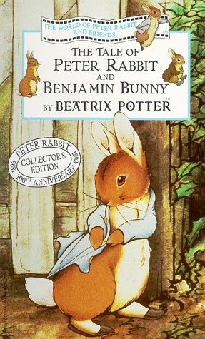 abbit and Friends ~ The Tale of Peter Rabbit and Benjamin Bunny [VHS] (Tissue Bunny)
