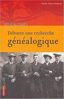 Débuter une recherche généalogique par Mergnac