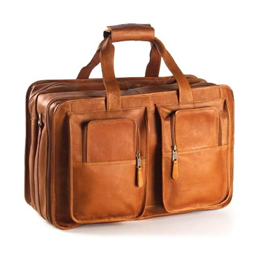 (Clava Flight Bag - Vachetta Tan)