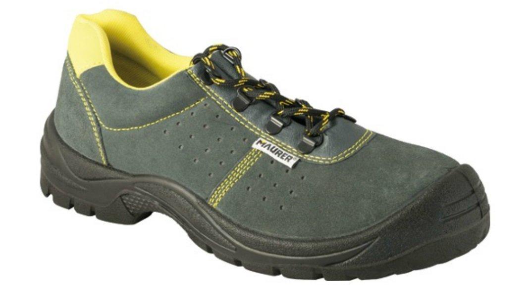 Maurer 15011266 Zapatos de Seguridad Valeria Transpirable, Talla 46: Amazon.es: Bricolaje y herramientas