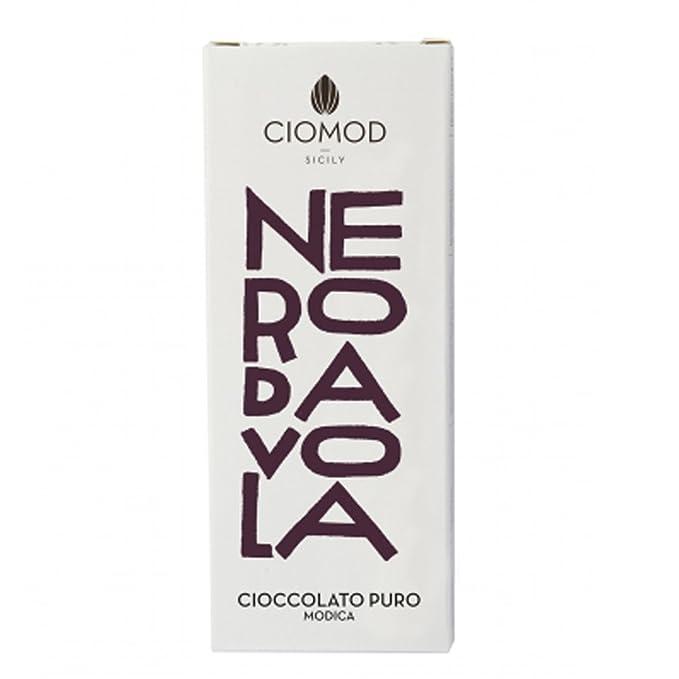 4 opinioni per TIPILIANO | Cioccolato di Modica al Nero d'Avola | 100 gr.