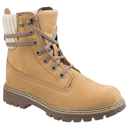Caterpillar Ladies Brazy Honey Walking Boots up Womens Lace Ewrwq