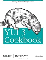 YUI 3 Cookbook Front Cover