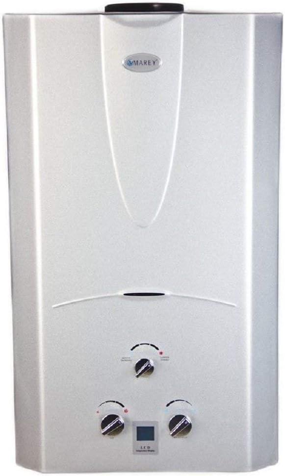 Renewed Marey Gas Tankless Water Heater GA10NGDP Natural Gas