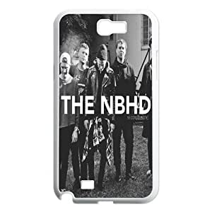 Hjqi - DIY The Neighbourhood Plastic Case, The Neighbourhood Unique Hard Case for Samsung Galaxy Note 2 N7100