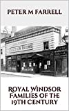 img - for Royal Windsor Families of the 19th Century book / textbook / text book
