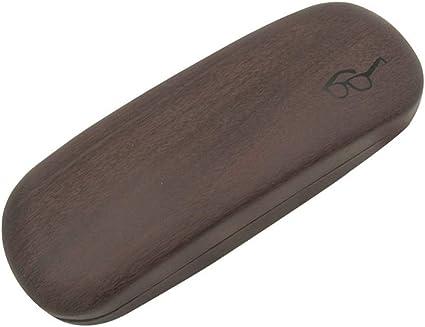 HQWLCIYD Estuche de lápices Estuche para lentes Útil Moda Grano de madera Durable Gafas universales Estuche protector Estuche Ligero Portátil, Style3: Amazon.es: Oficina y papelería