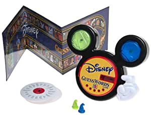 Disney Guesswords Board Game