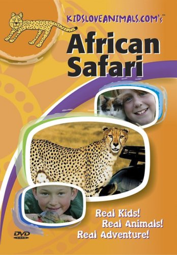 Price comparison product image Kidsloveanimals.com's African Safari