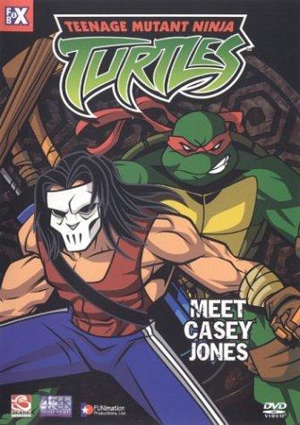 Teenage Mutant Ninja Turtles 2 - Meet Casey Jones USA DVD ...
