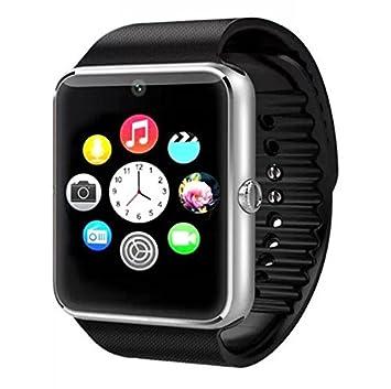 Montre connectée smartwatch 1.54 Tactile Téléphone Bluetooth SIM SD