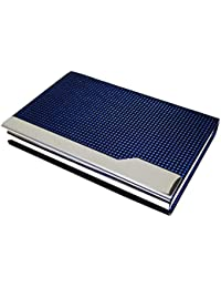 Tapp Collections™ Business Name Card Holder PU Leather Magnetic Case