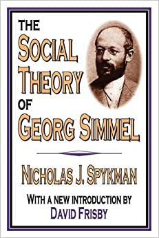 Book The Social Theory of Georg Simmel