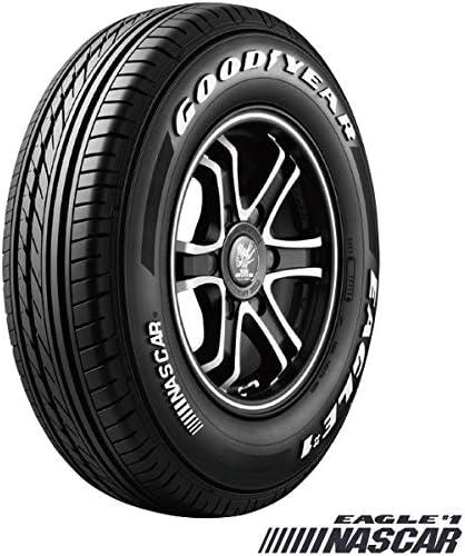 ハイエース|グッドイヤーEAGLE #1 NASCAR|195/80R15 107/105L|&KEELER FORCE〈HC〉|タイヤホイール4本セット