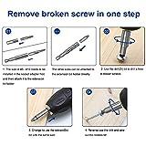 Damaged Screw Extractor Set, Werkzeug 20 PCS
