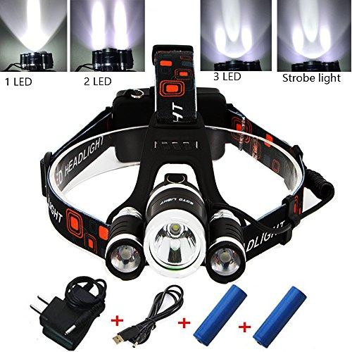 Swivel Flashlight - 6