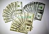 27 Pcs Flash Bill Magic Lot ($1,$20,$100) - Fire Magic Tricks