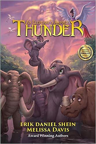 8b239063b8 Thunder: An Elephant's Journey: Animated Special Edition: Erik ...
