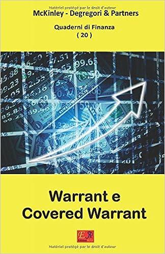 Ilmainen ebook-lataus iPhone 5: lle Warrant e Covered Warrant - Quaderni di Finanza 20 (Volume 20) (Italian Edition) PDF iBook