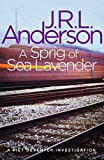 A Sprig of Sea Lavender: A classic English murder mystery (The Piet Deventer Investigations)