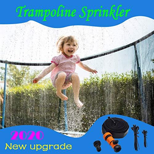 🥇 Tesmotor Trampoline Sprinklers Toy for Kids