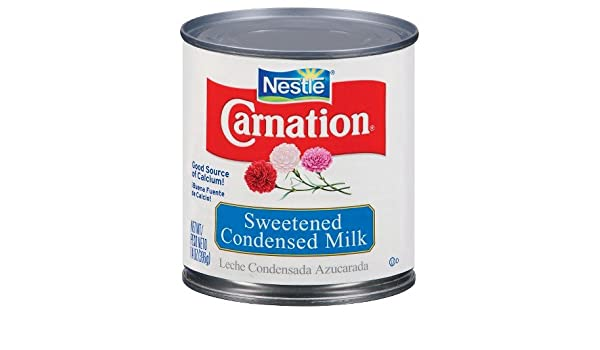 Amazon.com : Nestle Carnation Sweetened Condensed Milk 14 oz - Pack of 6 : Grocery & Gourmet Food