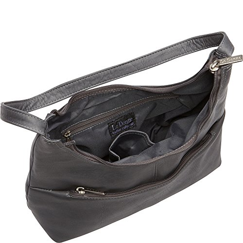 Tan Hobo Leather Le Donne Top Zip n4xU8A