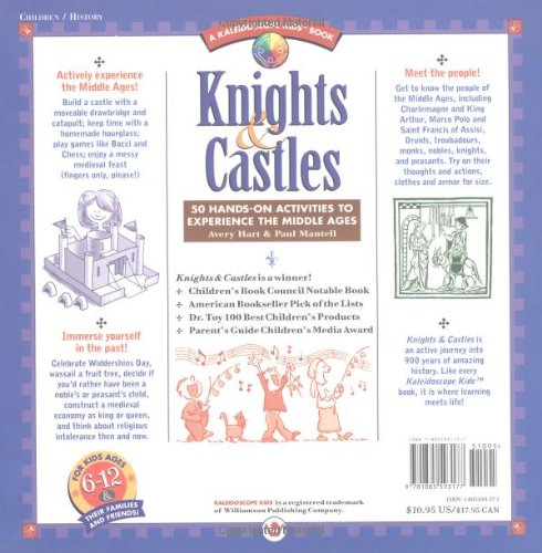 Amazon.com: Knights & Castles: 50 Hands-On Activities to Explore ...