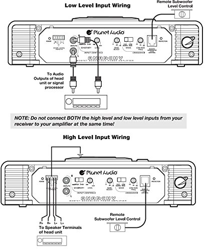 planet audio ac2000 2 wiring diagram planet audio wiring planet audio ac1500.1m anarchy 1500 watt, 2/4 ohm stable ...